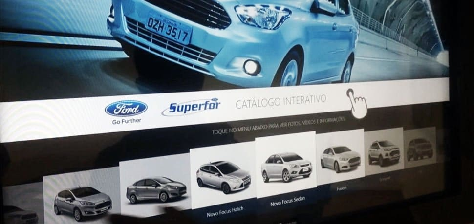 Showcase Ford Itavema